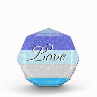 LOVE on Blue Award