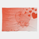 Love on Solid Ground Towels