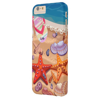 Love On The Beach Barely There iPhone 6 Plus Case