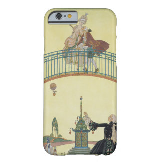 Love on the Bridge, illustration for 'Fetes Galant Barely There iPhone 6 Case