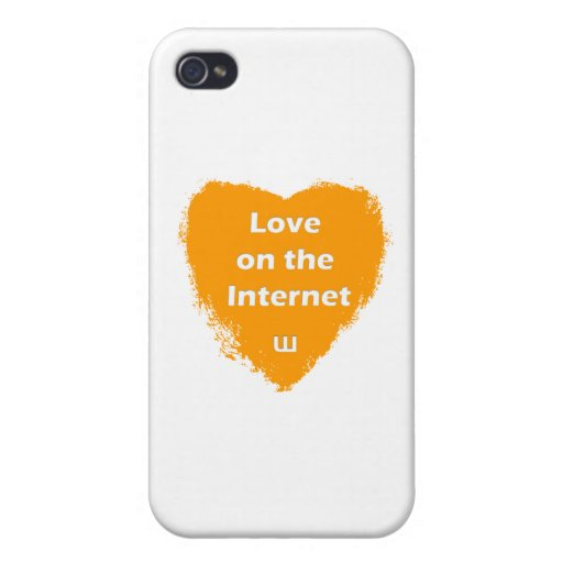 Love On The Internet - Wattpad Cases For iPhone 4