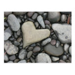 Love On The Rocks Post Card