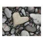 Love On The Rocks Postcard