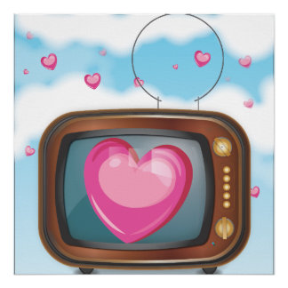 Love on TV Poster