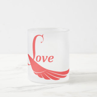 Love on Wings Mug