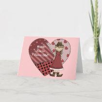 Love on Your Birthday Card