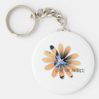 love one another-001 keychain