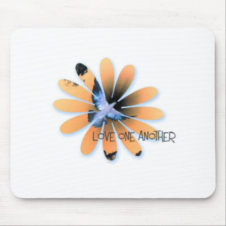 love one another-001 mouse pad