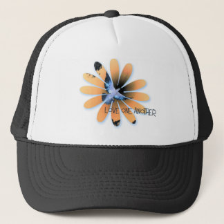 love one another-001 trucker hat