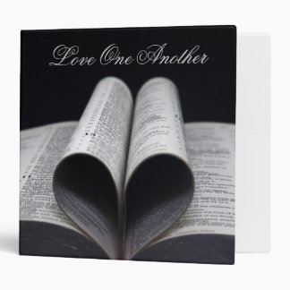 """Love One Another 2"""" Binder"""