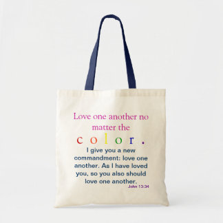 Love One Another - Bag, Multi Tote Bag
