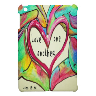 LOVE ONE ANOTHER COVER FOR THE iPad MINI