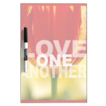 Love One Another Dry-Erase Whiteboard