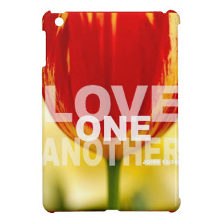 Love One Another iPad Mini Cover