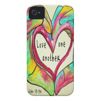 LOVE ONE ANOTHER iPhone 4 CASES