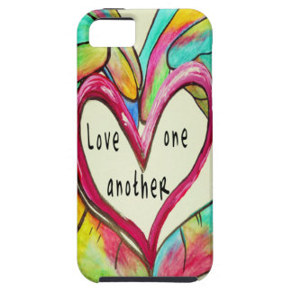 LOVE ONE ANOTHER iPhone SE/5/5s CASE