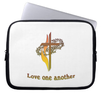 Love one another products computer sleeve