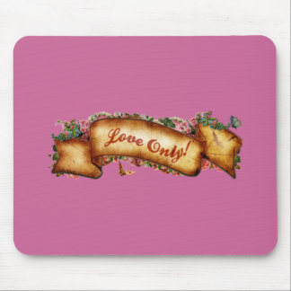 Love Only! - Customized Mouse Pad