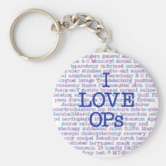 Love OPs Keychain
