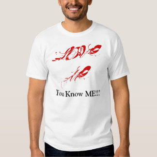 Love or Hate ME Shirt
