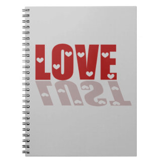 Love or Lust Notebook