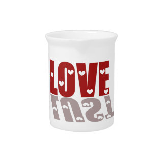 Love or Lust Pitcher