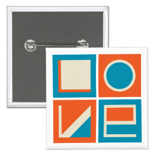 Love - original design pin