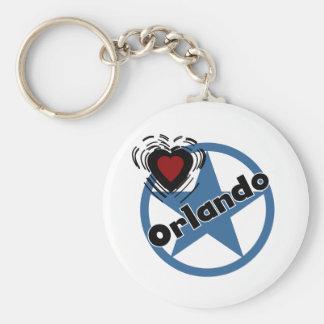 Love Orlando Keychain