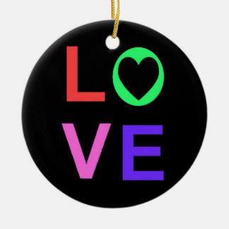 Love Ornament
