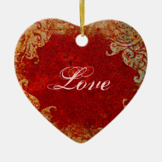 Love Ornament by Seay