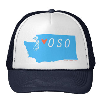 'Love Oso' Trucker Hat