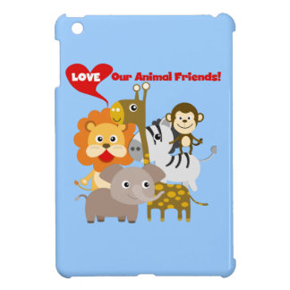 Love Our Animal Friends Case For The iPad Mini