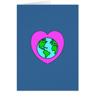 Love Our Planet Card