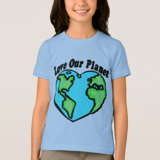 Love Our Planet Tee Shirt