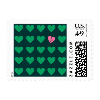 love outcast postage