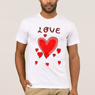 Love Over Hearts T-Shirt