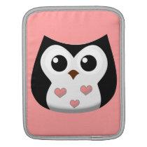 Love Owl Sleeve For iPads