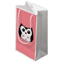 Love Owl Small Gift Bag