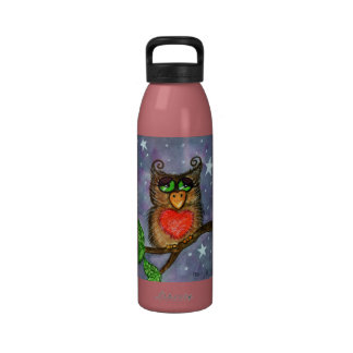 love owl Water Bottle