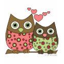 Love Owls shirt