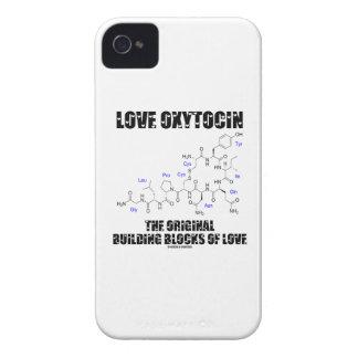 Love Oxytocin The Original Building Blocks Of Love Case-Mate iPhone 4 Cases