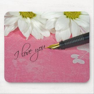 Love Pad Mouse Pad