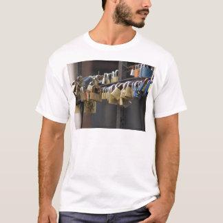 Love Padlocks, Prague T-Shirt