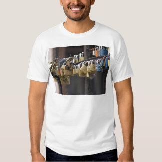 Love Padlocks, Prague Tshirt