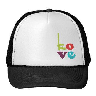 Love Paintball Logo Hat
