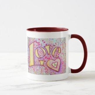 Love Painting Mug