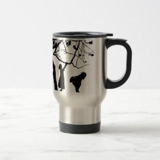 Love pair travel mug