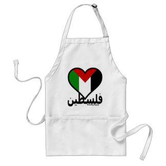 Love Palestine Aprons