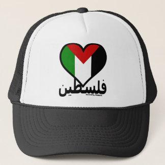 Love Palestine Trucker Hat