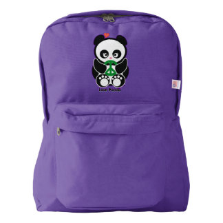 Love Panda® American Apparel™ Backpack